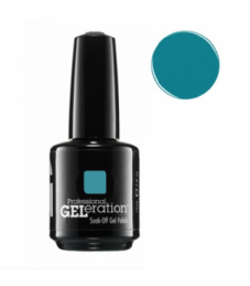 Jessica GELeration - Faux Fur Blue